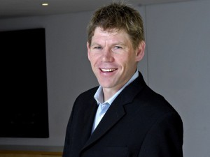Grant Rau, business development manager at Kingston Technology SA (image: Kingston)