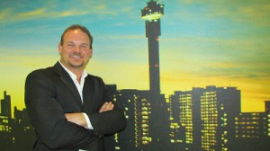 Willie Olivier, the chief technology officer at Johannesburg-based broadband company Bwired (image: BWired)