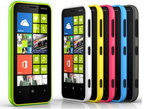 Nokia has introduced the Nokia Lumia 620 (image: Nokia)