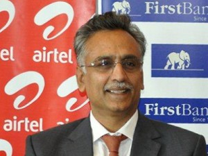 Chief Executive Officer and Managing Director of Airtel Nigeria, Rajan Swaroop (image: file)