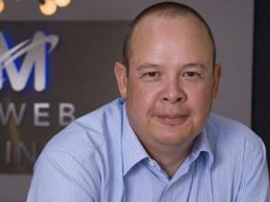 Andre Joubert, GM of MWEB Business (image: MWEB)