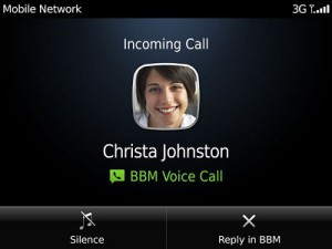 Research In Motion today launched BlackBerry Messenger (BBM) version 7, a free update for the globally popular mobile social network (image: RIM)