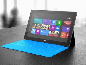 Microsoft's Surface should usher in a new era of tablet (image: Microsoft)
