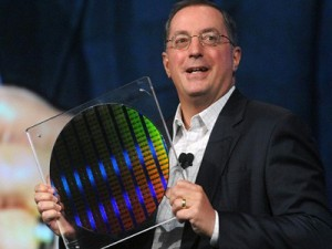 Intel president and CEO Paul Otellini (image: Intel)