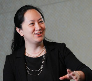 Cathy Meng, Huawei Chief Financial Officer. (Image: Huawei)