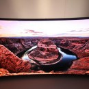 Samsung introduces world's first Curved OLED TV