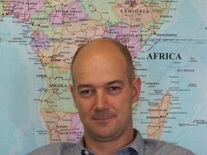 Danny Grobben, General Manager of TomTom Africa (image: TomTom)