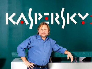 Eugene Kaspersky, CEO of Kaspersky Lab (image: Kaspersky)