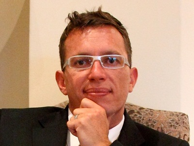 Grant Marais has been appointed Regional Vice President of Africa Sales (image: Intelsat)