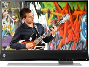 The HP Envy 27-inch IPS monitor with Beats Audio (image: HP)
