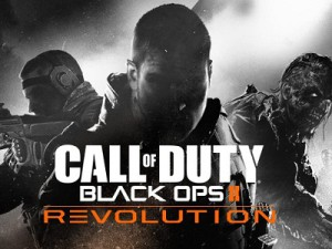 Call of Duty: Black Ops II Revolution, the first of four Downloadable Content (DLC) Map Packs for the record-setting Call of Duty: Black Ops II has been launched (image: Activision)