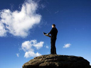 Cloud data protection solutions offer a combination of the latest advancements in disk-based backup (image: stock.xchng)