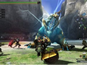 A screenshot of Monster Hunter 3 Ultimate (image: Capcom)