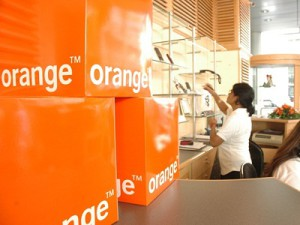 Orange has signed a strategic partnership with Baidu, the Chinese internet company, to develop a co-branded internet browser for smartphone customers in Africa (image: file)