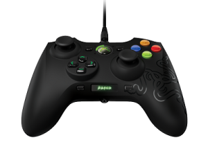 Razer's new Sabertooth Elite Gaming Controller for Xbox 360 (image: Razer)