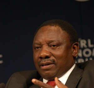MTN Group Chairman, Cyril Ramaphosa. (Image: Google/pbase.com)