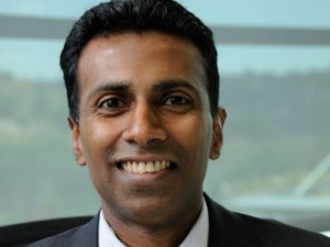 Kanagaratnam (Lambo) Lambotharan, Chief Technology Officer at MTN SA (image: MTN)