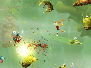 A screenshot of Rayman Legends (image: Ubisoft)