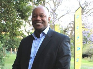 Serame Taukobong, Chief Marketing Officer at MTN SA (image: MTN)