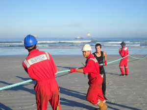 Telecom Namibia has entered into an agreement with NewTelco South Africa, represented by Jasco Co-location Solutions, to establish a total of four international Points of Presence (PoPs) connected into the WACS undersea cable. (Image: File)