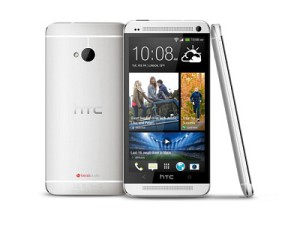Mobile phone maker HTC announced its new flagship smartphone, the new HTC One (image: HTC)
