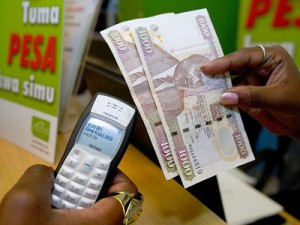 Consumers in Kenya and Tanzania can now use M-Pesa to pay for a range of online goods and services (image: file)