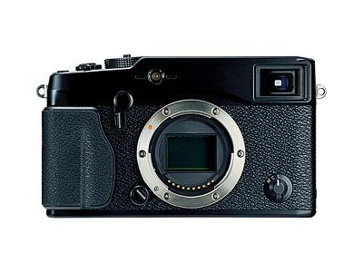 Fujifilm's X-Pro 1 digital SLR (image: Fujifilm)