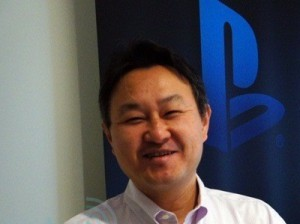 Sony Worldwide Studios head Shuhei Yoshida (image: Engadget)