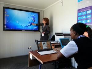 AKA Mombasa has introduced a computirized exam system in a bid to guarantee security (image: Simon Botes)