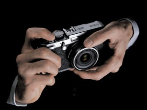 Fujifilm Corporation launched the Fujifilm X100S (image: Fujifilm)