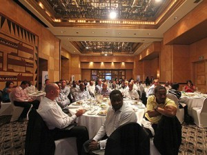 ITNewsAfrica's latest bi-monthly Innovation Dinner Series was held on 27 February at the Hyatt Regency in Rosebank (image: ITNewsAfrica)