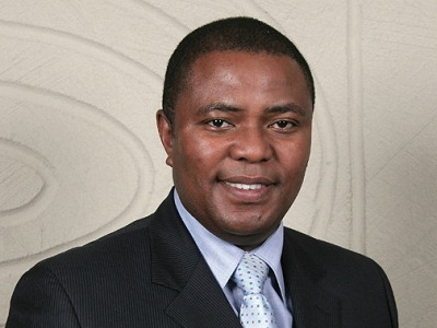 Themba Khumalo, MTN Group Operations Executive. (Image: File)
