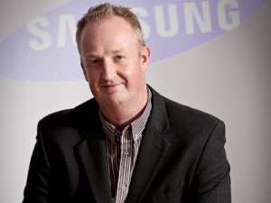 Matthew Thackrah, Deputy MD and Head of Consumer Electronics and IT Solutions at Samsung South Africa (image: Samsung)