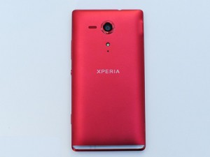 Sony's new Xperia SP (image: Engadget)