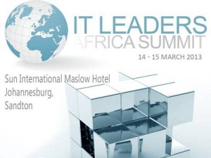 The 4th IT Leaders Africa Summit took place in Johannesburg recently. (Image: Google/worldebusiness.org)