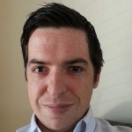 Alex van Zyl, Channel Manager of gateprotect (image: Comztek)
