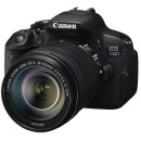 Canon unveils new EOS 700D and EOS 100D