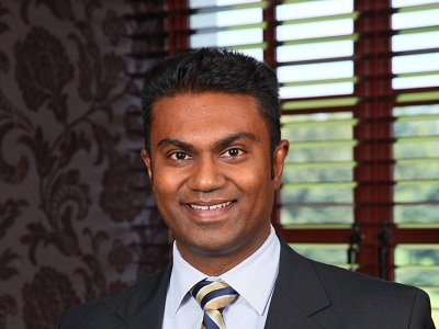 Kroshlen Moodley, newly appointed Head of Public Sector at SAS. (Image source: SAS)