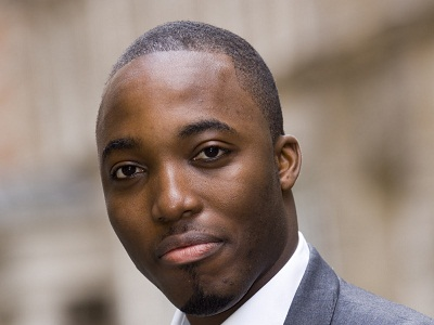 Intel Capital's new Investment Director, Tobi Oke. (Image source: Intel Capital)