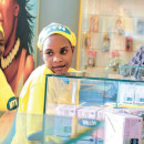 MTN staff, touching lives across Africa