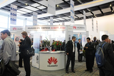 Huawei has launched its innovative eLTE solution in South Africa (image: file)