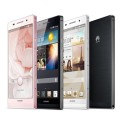 Huawei unveils the Ascend P6 smartphone