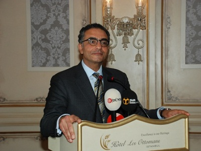 ICANN President and Chief Executive Officer Fadi Chehadé. (Image source: File)