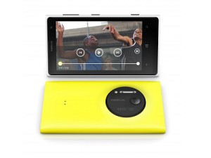 The Nokia Lumia 1020 (image: Nokia)