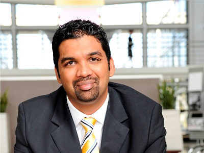 Collin Govender, VP Systems integration at T-Systems in South Africa. (Image source: T-Systems)