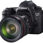 Canon's EOS 6D (image: Canon)