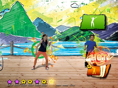 Zumba Kids is expected to launch this holiday on Kinect for Xbox 360 and Wii (image: Majesco)