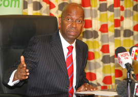 Safaricom's Chief executive Bob Collymore (image: file)