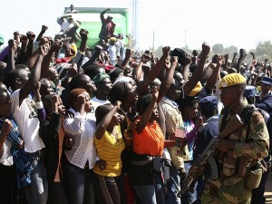 Authorities in Zimbabwe have vowed to take swift action against those who announce unofficial results. (Image source: Google/today.com)