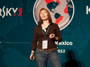 Darya Gudkova, Head of Kaspersky Lab's Content Analysis Department (image: Kaspersky Lab)